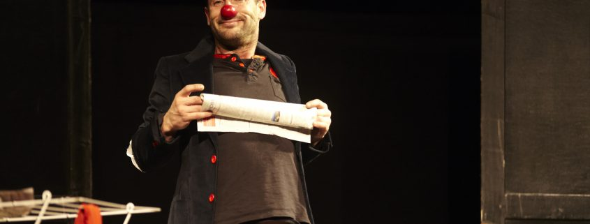 animation de clown
